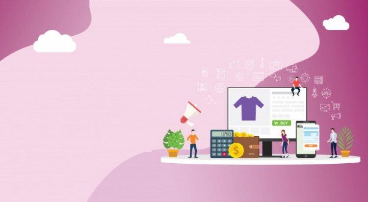 كيفية إنشاء موقع التجارة الإلكترونية e-commerce